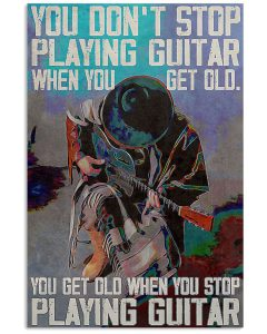You-Dont-Stop-Play-Guitar-Poster