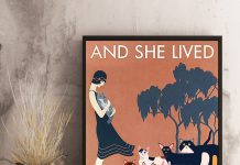 And-she-lived-happily-ever-after-cat-poster-1