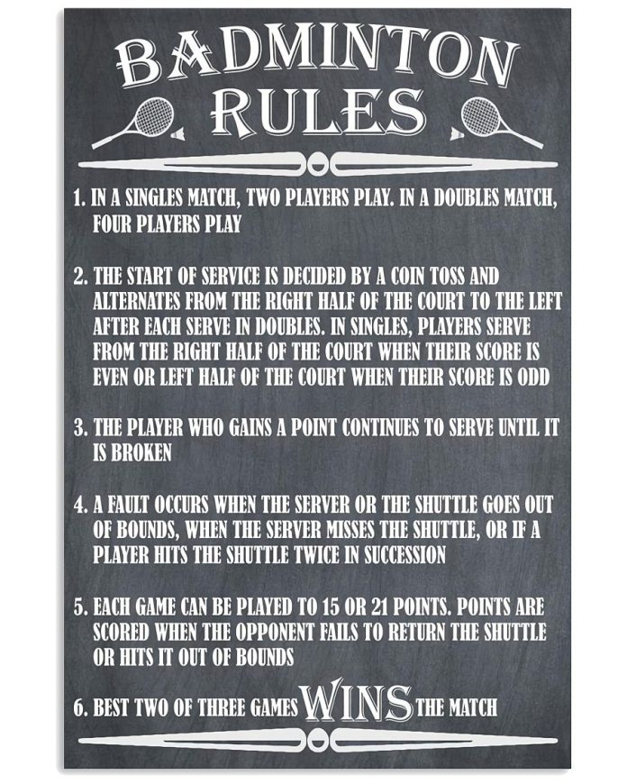 Badminton-Rules-Poster