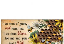 Bee-What-A-Wonderful-World-Poster