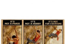 Climbing-Its-Not-A-Phase-Its-My-Life-Poster