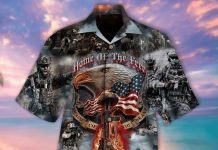 Home-Of-The-Free-Because-Of-The-Brave-US-Military-Hawaiian-Shirt