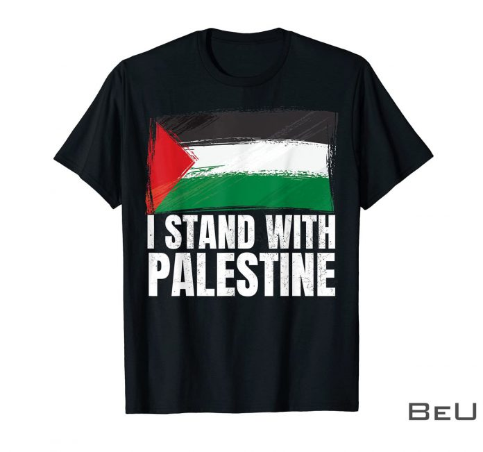 I-Stand-With-Palestine-Supporters-Free-Gaza-Jerusalem-Mosque-Shirt