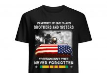 In-Memory-Of-Our-Fallen-Brothers-And-Sisters-Freedom-Isnt-Free-Never-Forgotten-Shirt