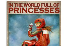 In-The-World-Full-Of-Princesses-Be-A-Biker-Poster