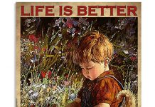 Life-Is-Better-With-Cats-Around-Poster