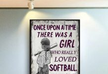 Once-Upon-A-Time-A-Girl-Who-Really-Loved-Softball-Poster