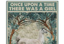 Once-Upon-A-Time-There-Was-A-Girl-Who-Really-Loved-Alpacas-Poster