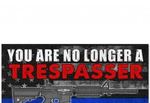 Police-You-Are-No-Longer-A-Trespasser-You-Are-Now-A-Target-Doormat (1)