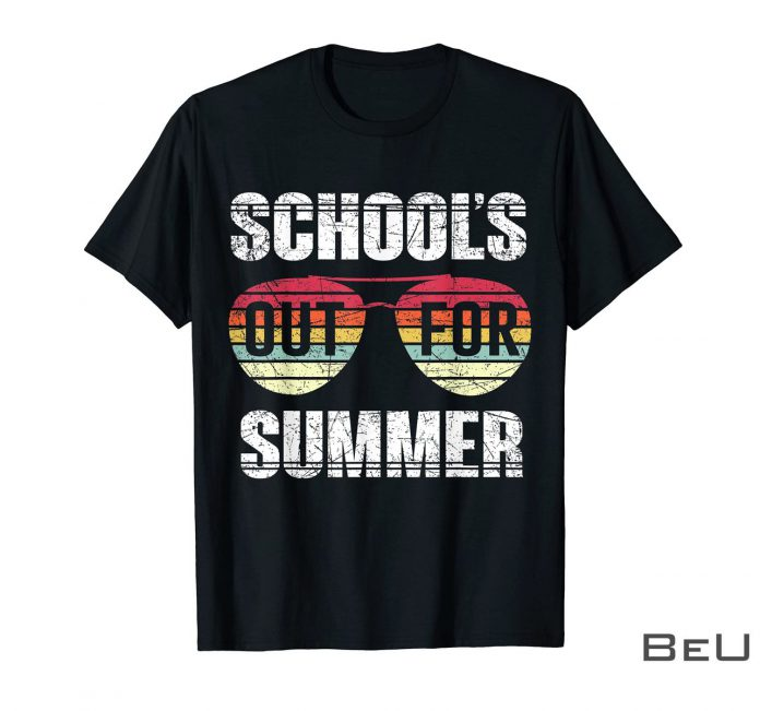 Schools-Out-For-Summer-Happy-Last-Day-Of-School-Vintage-Shirt