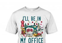Sewing-Ill-Be-In-My-Office-Shirt