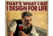 Thats-What-I-Do-I-Design-For-Life-I-Drink-And-I-Know-Things-Poster