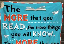 The-More-That-You-Read-The-More-Things-You-Will-Know-Fleece-Blanket