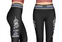 This-Butt-Is-Taken-By-A-Crazy-Police-Officer-3D-Leggings