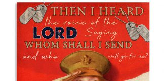 US-Female-Soldier-Then-I-Heard-The-Voice-Of-The-Lord-Saying-Whom-Shall-I-Send-Poster