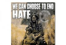 We-Can-Choose-To-End-Hate-By-No-Longer-Teaching-It-Poster