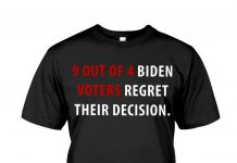 9-Out-Of-4-Biden-Voters-Regret-Their-Decision-Shirt