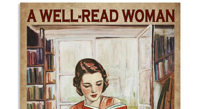 A-Well-Read-Woman-Is-A-Dangerous-Creature-Poster