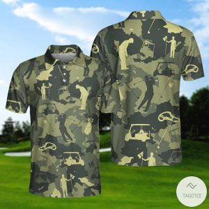 Army-Camouflage-Texture-Golf-Set-Polo-Shirtx