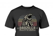Dadzilla-Father-Of-The-Monsters-Shirt