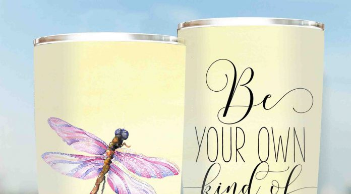 Dragonfly-Be-Your-Own-Kind-Of-Beautiful-Tumbler