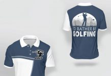 Id-Rather-Be-Golfing-Polo-Shirt