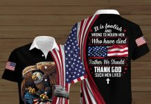 It-Is-Foolish-And-Wrong-To-Mourn-Men-Who-Have-Died-Rather-We-Should-Thank-God-Such-Men-Lived-Button-Shirt