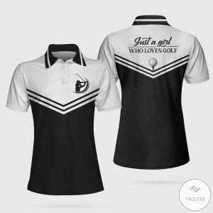 Just-A-Girl-Who-Loves-Golf-Polo-Shirt