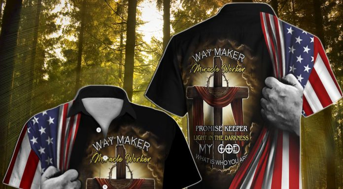 Way-Maker-Miracle-Worker-Promise-Keeper-Light-In-The-Darkness-My-God-What-Is-Who-You-Are-Button-Shirt