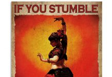 If You Stumble Make It Part Of The Dance Poster
