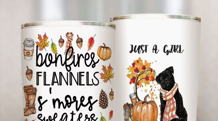 Just-A-Girl-Who-Loves-Fall-And-Pugs-Tumbler