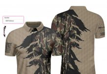 Personalized-Ripped-Vintage-Golf-Clubs-Skull-Camouflage-Polo-Shirtx