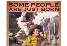 Some People Are Just Born With Horses In Their Souls Poster