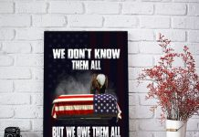 We-Dont-Know-Them-All-But-We-Owe-Them-All-Veteran-Eagle-Posterx