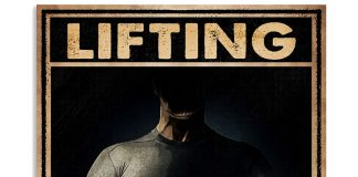 Lifting Because Murder Is Wrong Poster