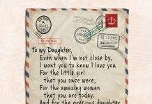 Airmail From Mom To My Daughter Blanket