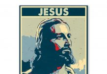 Jesus Is The Way The Truth The Life Poster