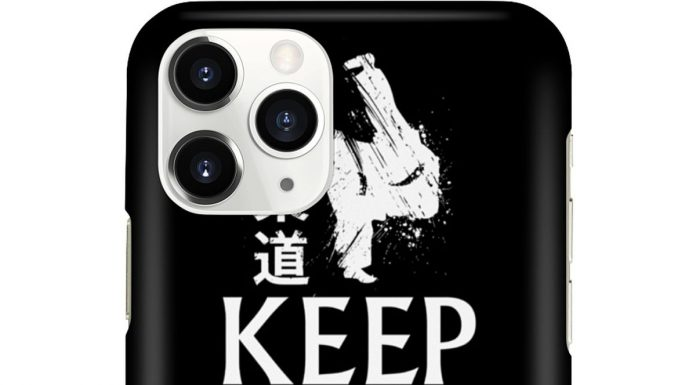 Keep Calm And Love Judo Iphone11 Pro Case