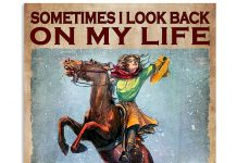 Sometimes I Look Back On My Life And I'm Seriously Impressed I'm Still Alive Poster