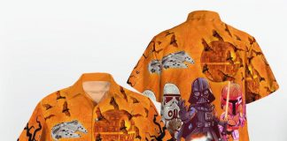 Come To The Dark Side We Have Trick Or Treat Unisex Hawaiian Shirt