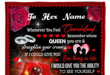 Personalized How Special You Are To Me Best Gift For Girlfriend Blanket