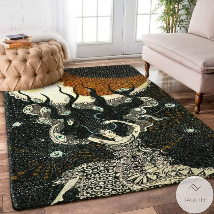Wiccan Area Rug
