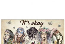 It's Okay To Make Mistakes To Have Bad Days Girls Poster